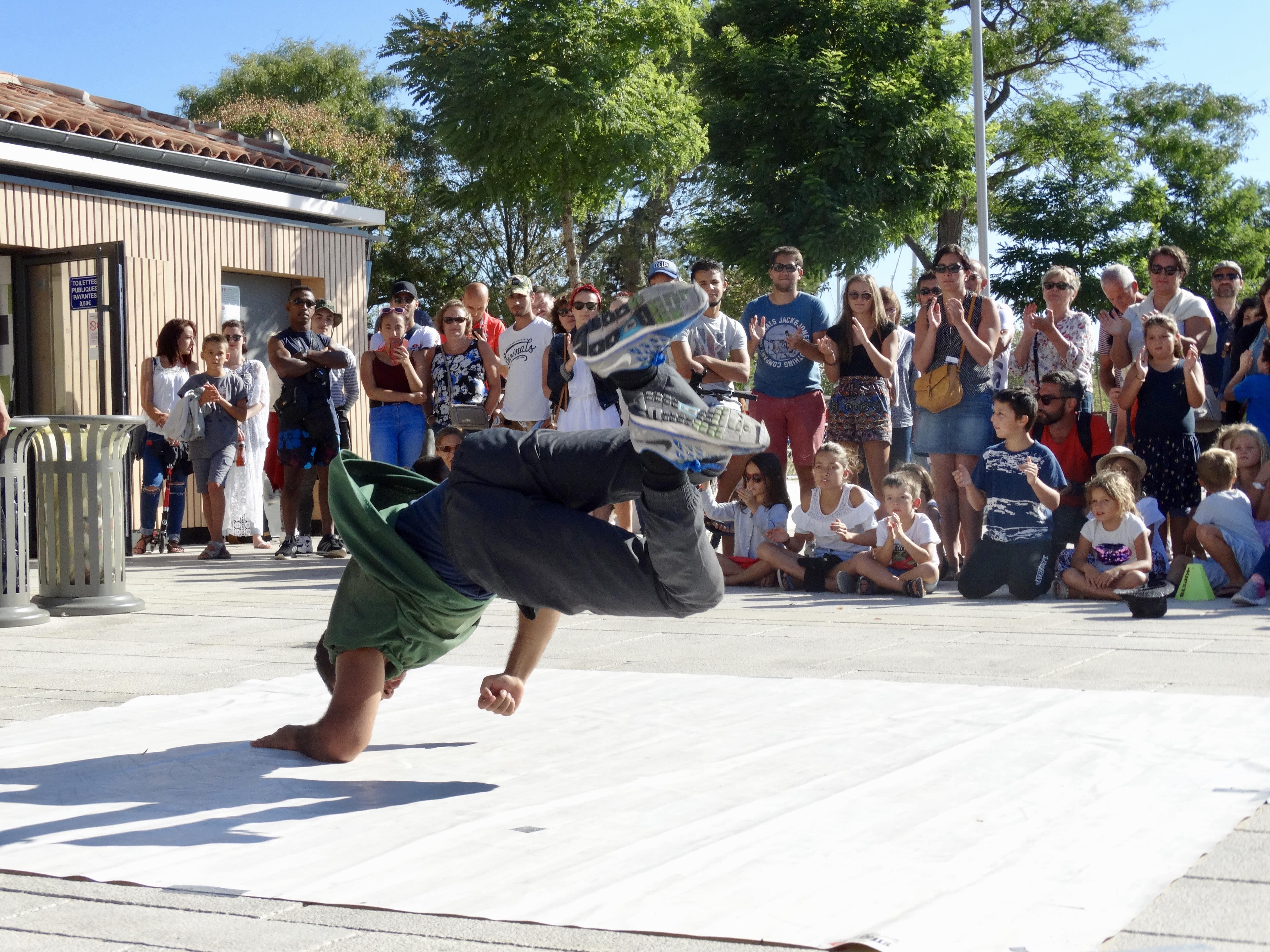 Hip Hop Show La Rochelle - Streetsmile