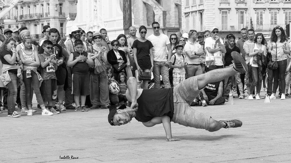 spectacle Hiphop Breakdance Marseille - Streetsmile
