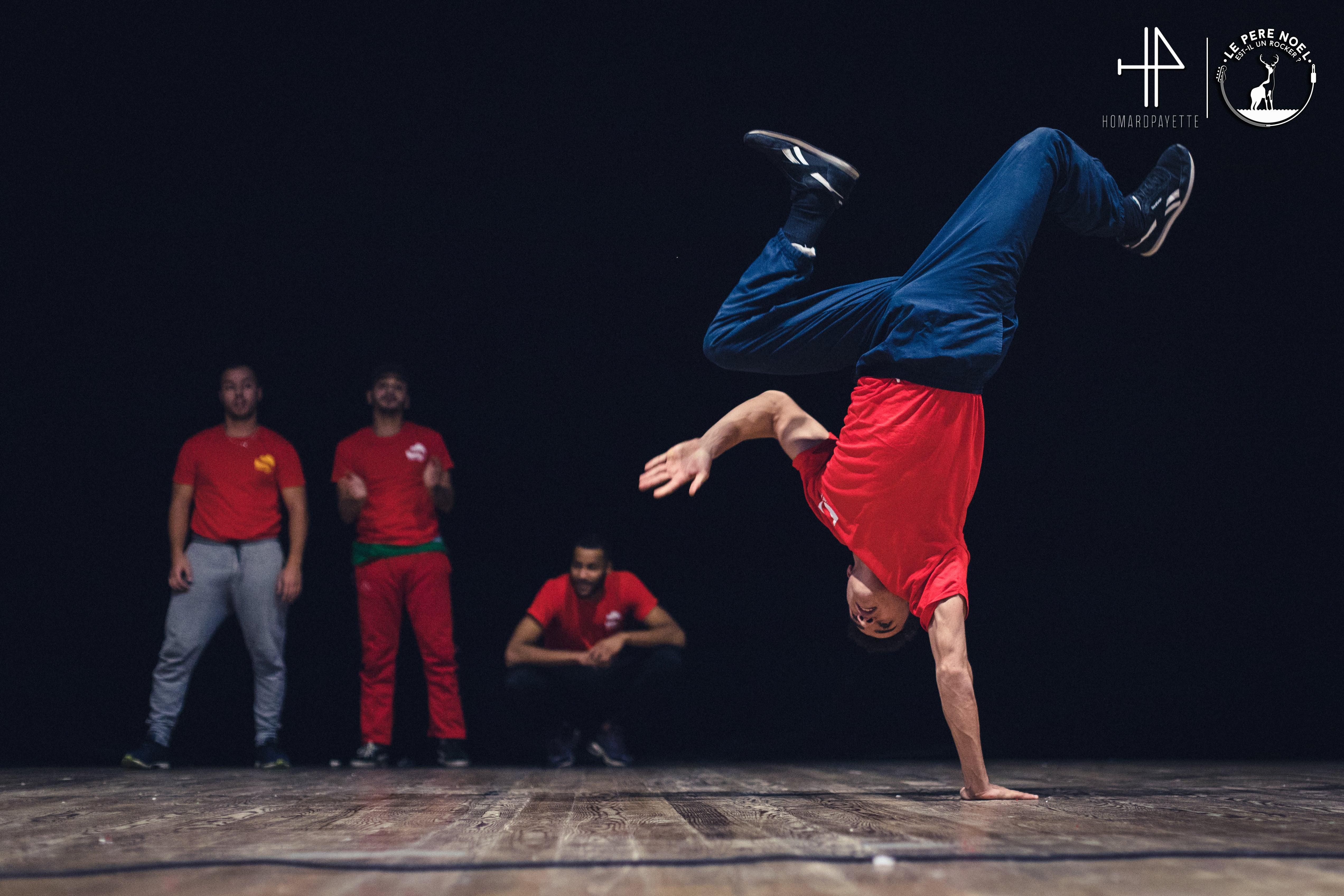 Spectacle de danse pour séminaire - Streetsmile