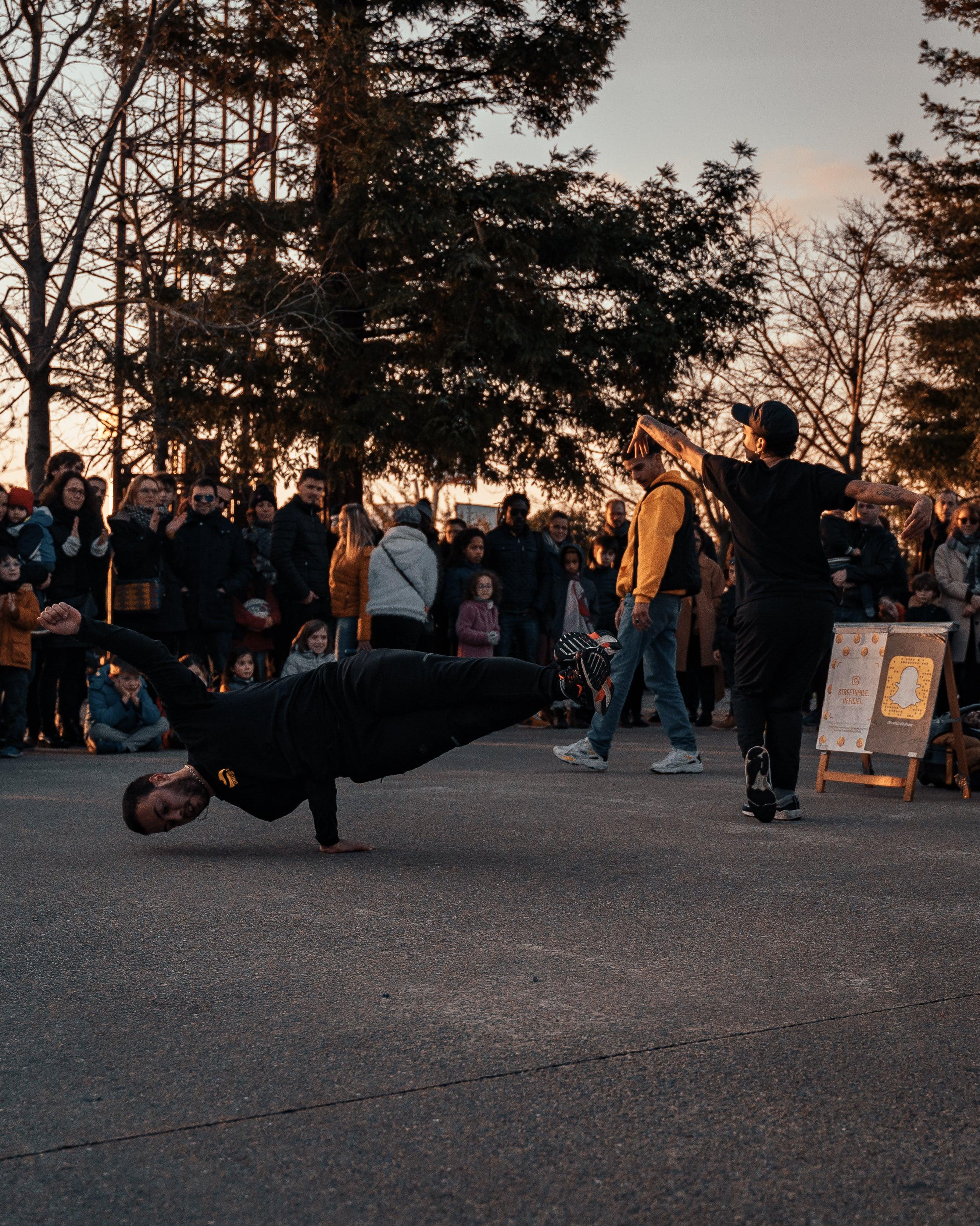 breakdance hip hop show teambuilding - Streetsmile