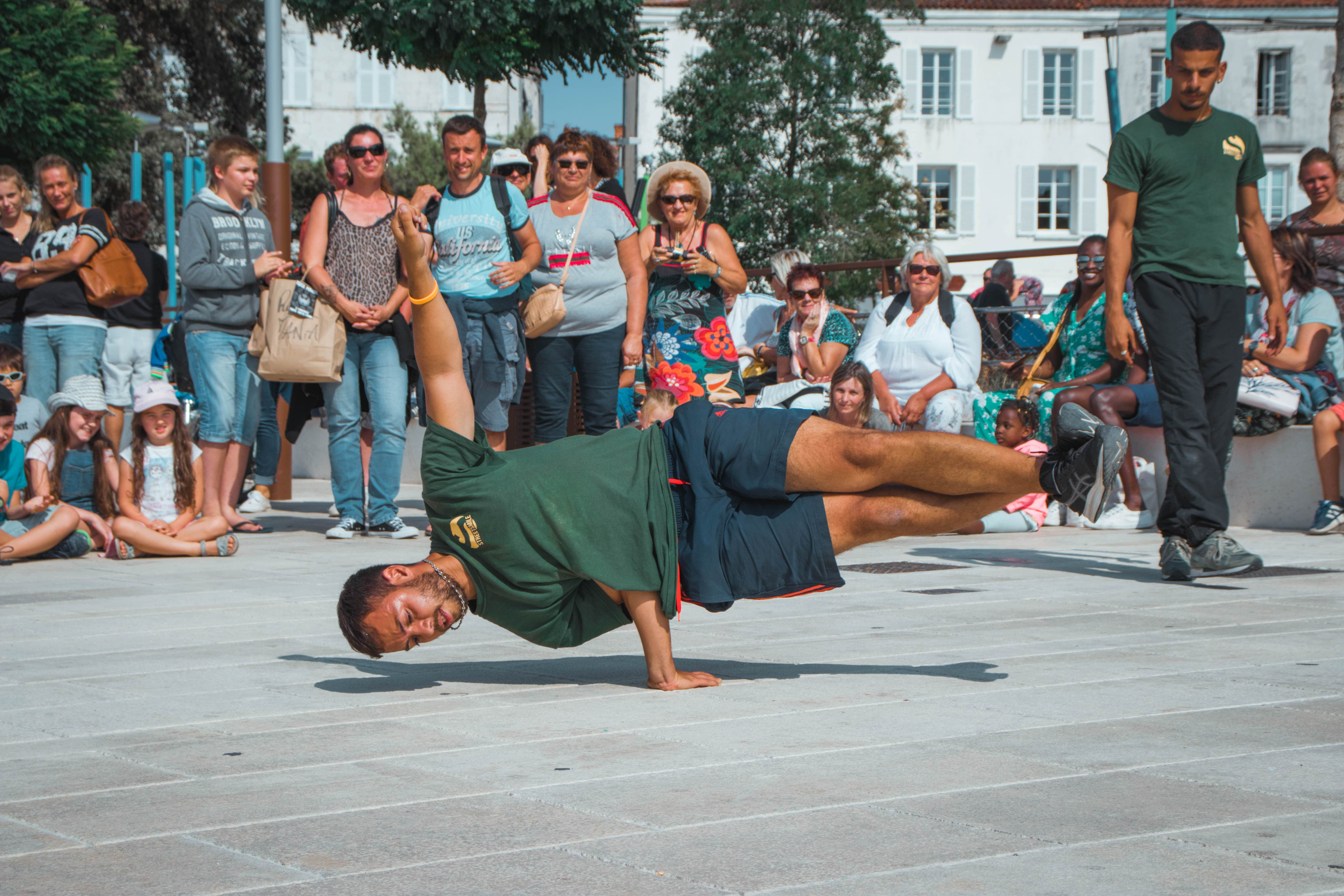 reserver spectacle breakdance hiphop family day streetsmile