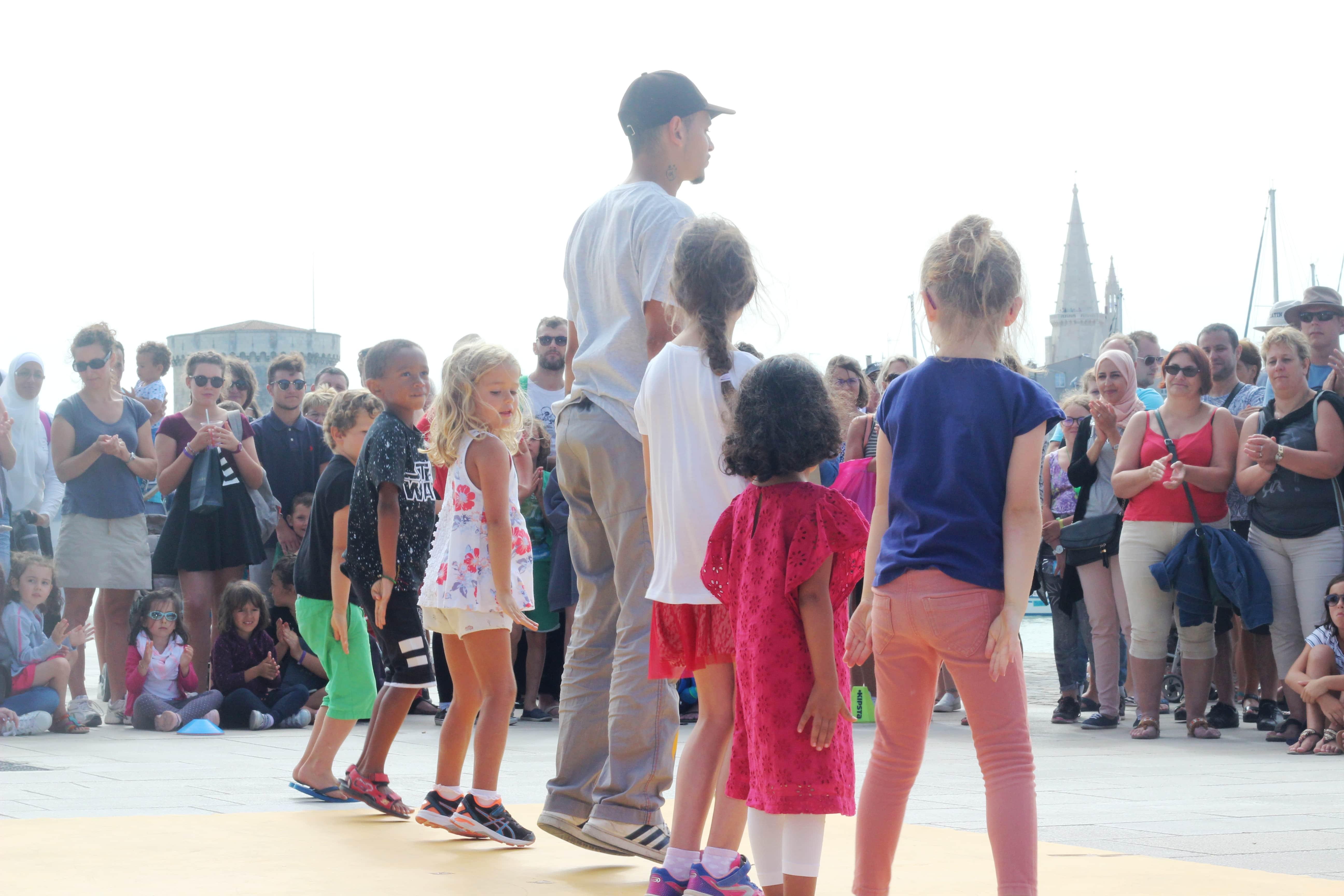 hip hop breakdance show anniversaire - streetsmile