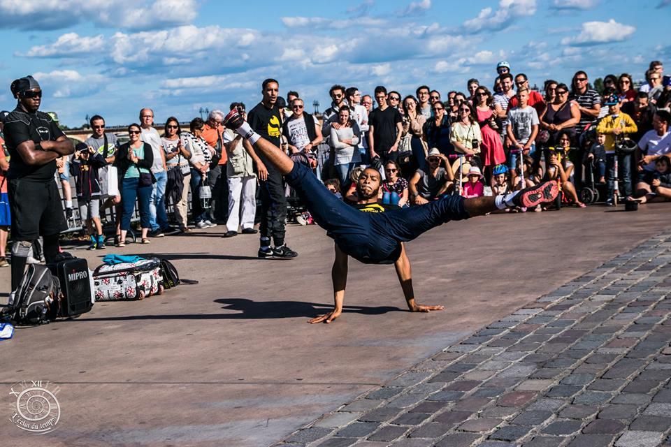 animation danseur breakdance - streetsmile
