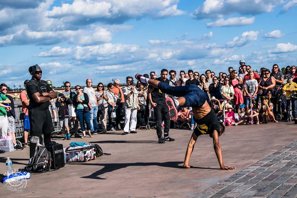 Show breakdance battle pour événement - Sreetsmile