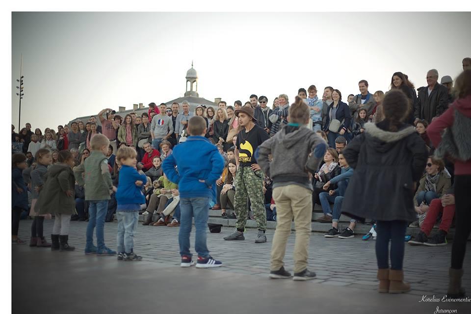 Cours de danse hiphop pour enfant - streetsmile