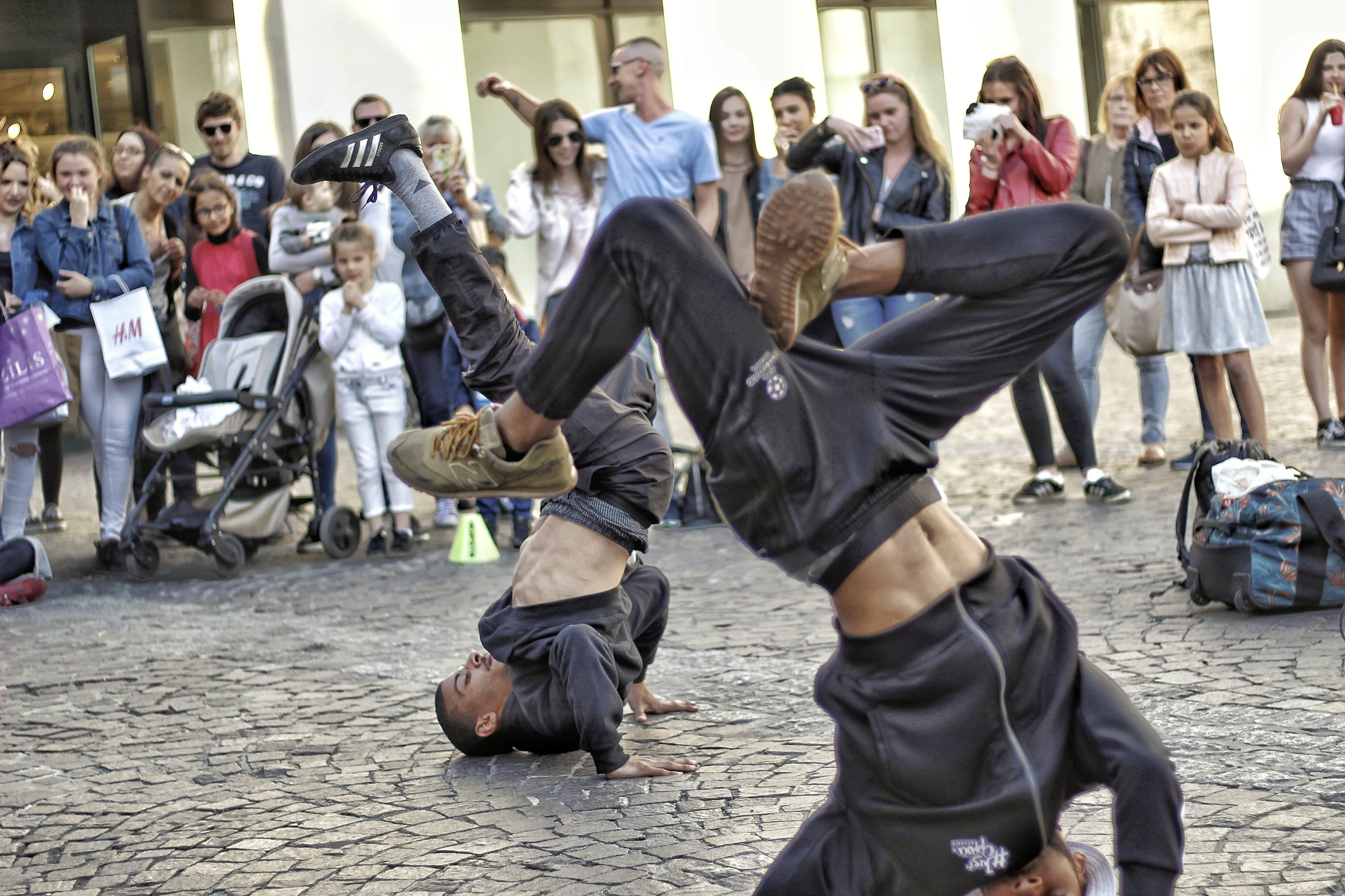 événementiel breakdance danseur professionnel Lille - Streetsmile