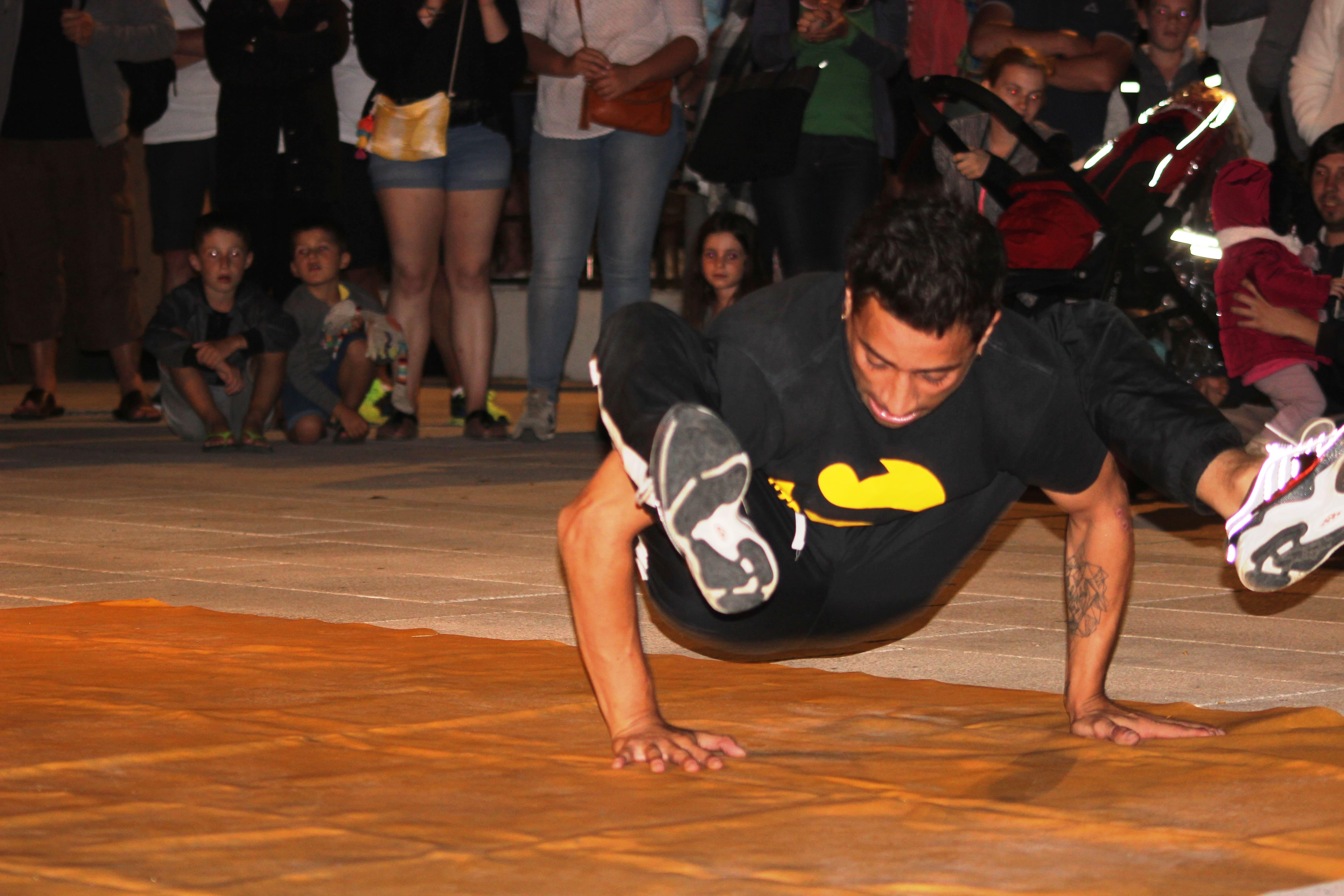 Agence danseur Hiphop Breakdance Paris - Streetsmile