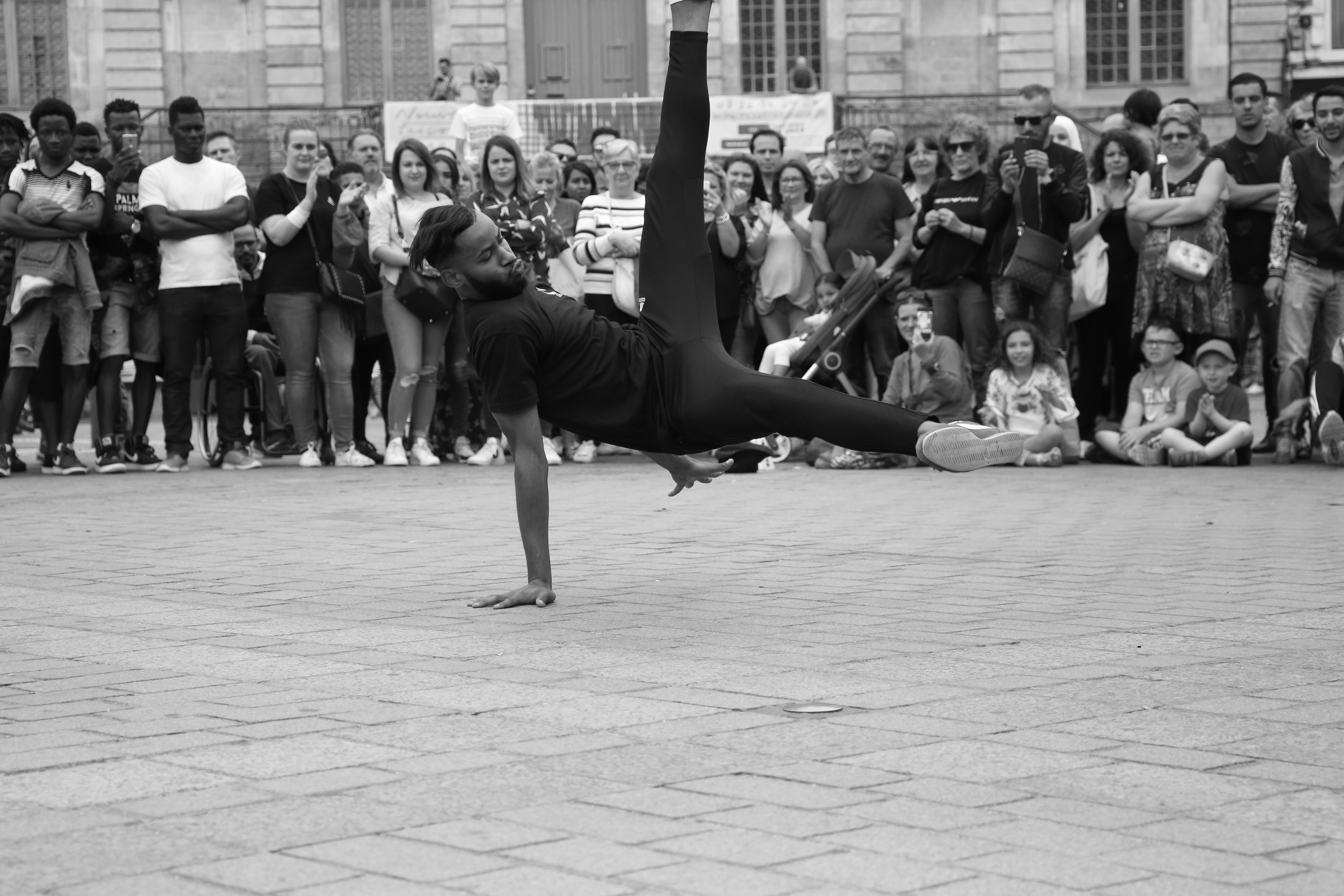 Agence danseurs Hiphop Breakdance Lille - Streetsmile