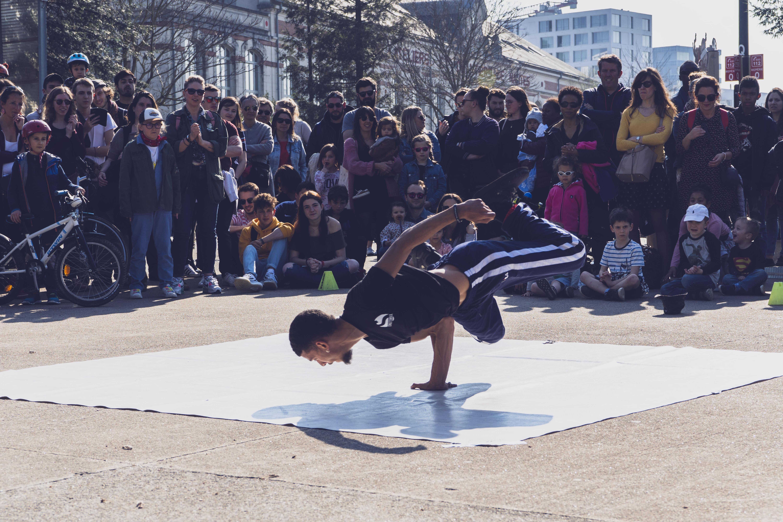 Événementiel hiphop : une troupe de danseur professionnel à Paris - Streetsmile