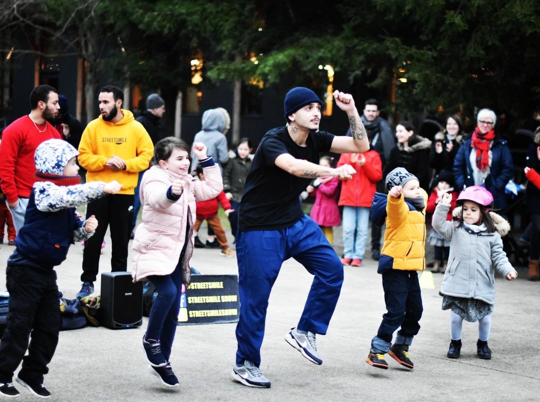 prestations hiphop Breakdance pour particuliers - Streetsmile