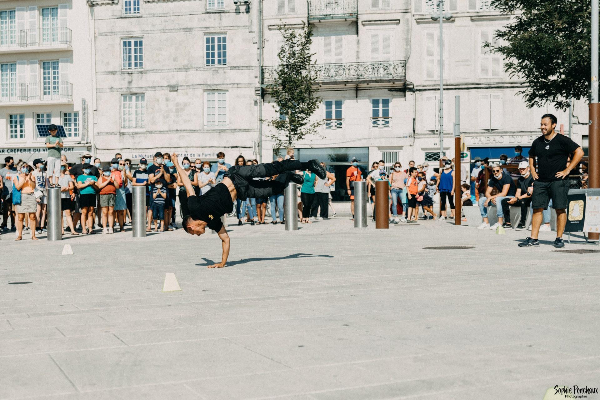 prestation Hiphop Breakdance pour événement - Streetsmile