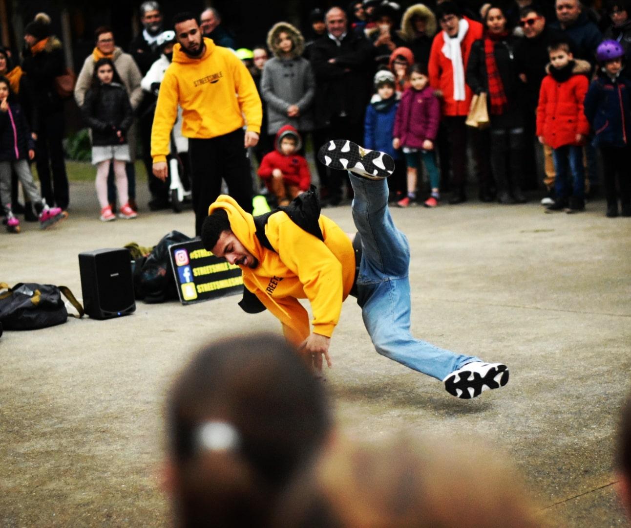 Prestation breakdance danseur professionnel - Streetsmile