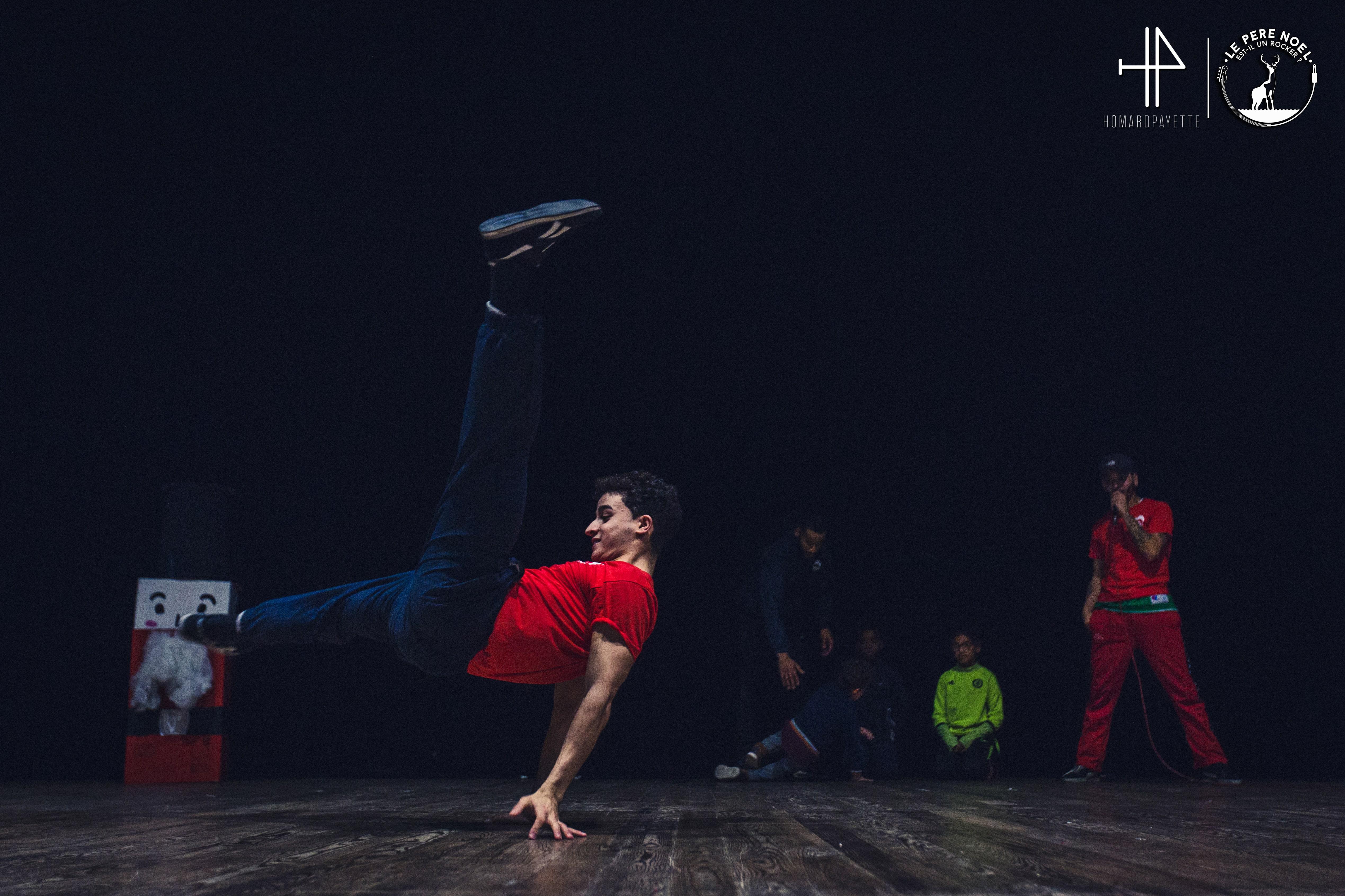 Prestation breakdance pour e�ve�nement à Paris - Streetsmile