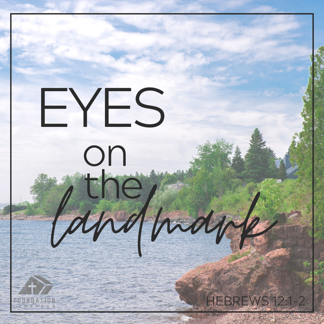 Eyes On The Landmark