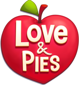Love & Pies logo