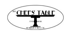 Chef's Table logo