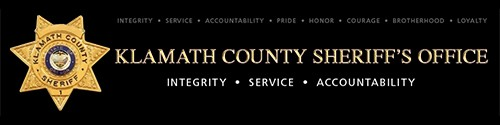 Klamath County Sheriff's Office logo