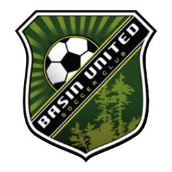 Basin United Soccer Club logo
