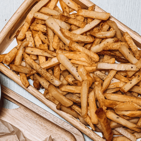 Fries Rustic