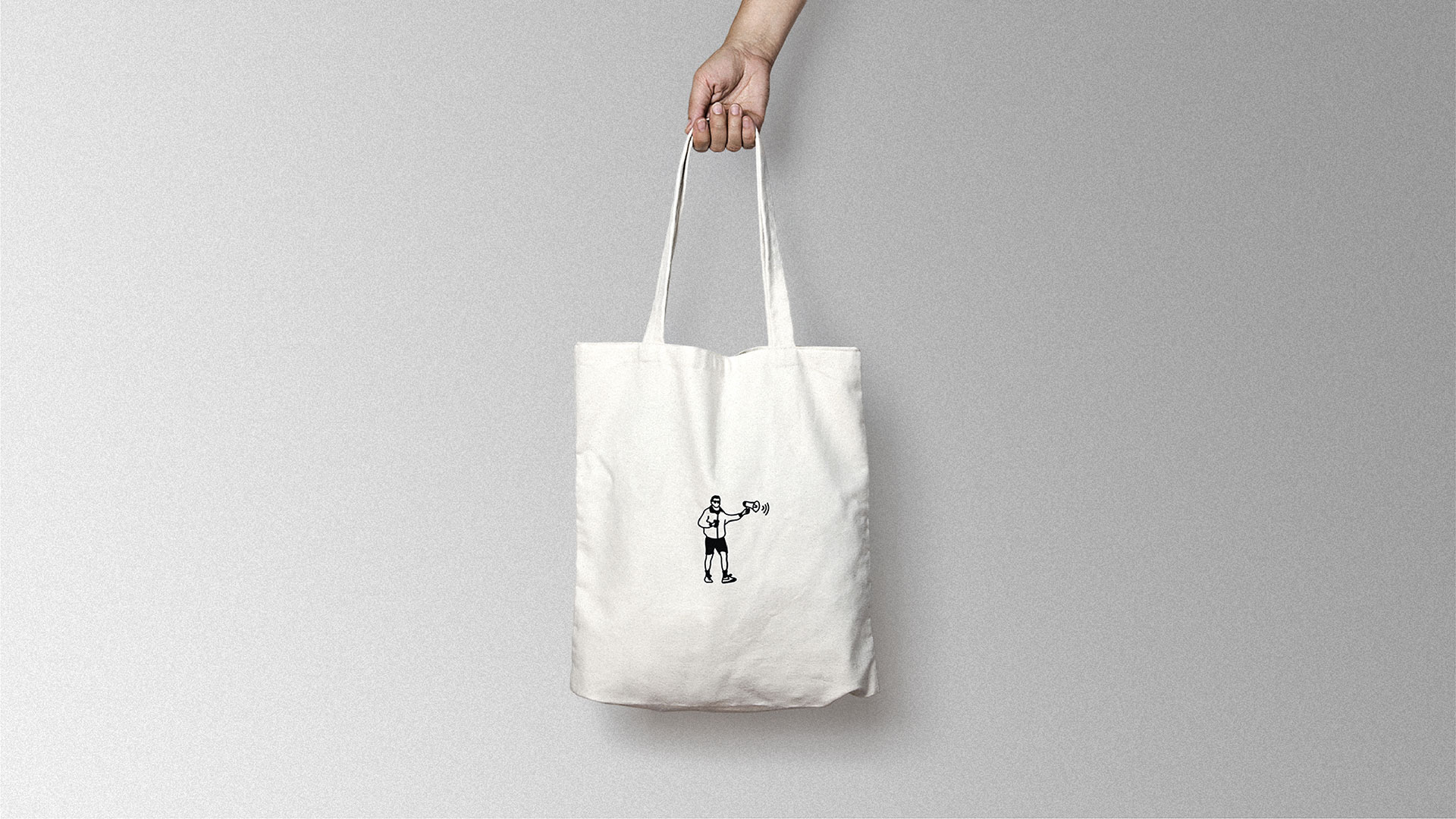 Hyped London Tote Bag