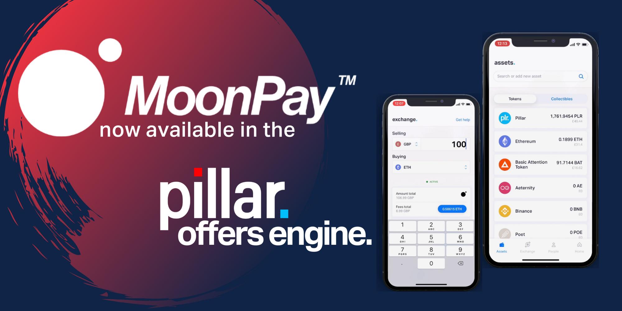 How to buy #crypto with MoonPay