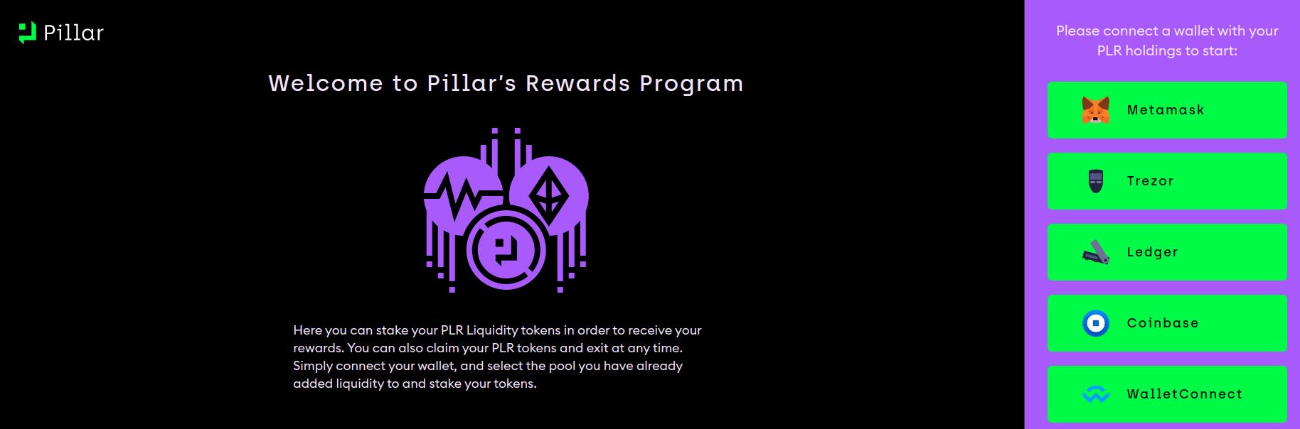 PLR rewards program is live