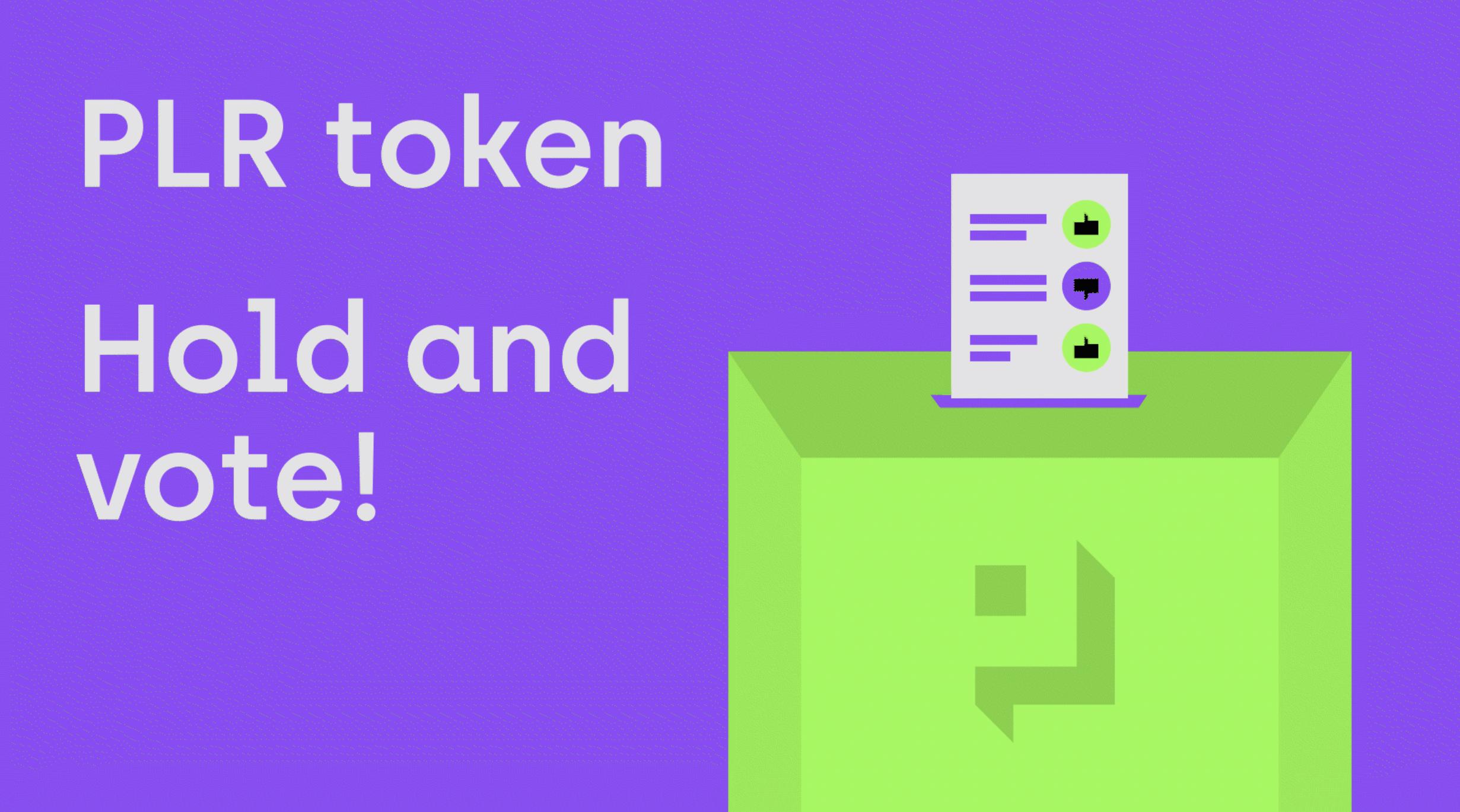 PLR Token: Powering The Community-run Crypto Wallet