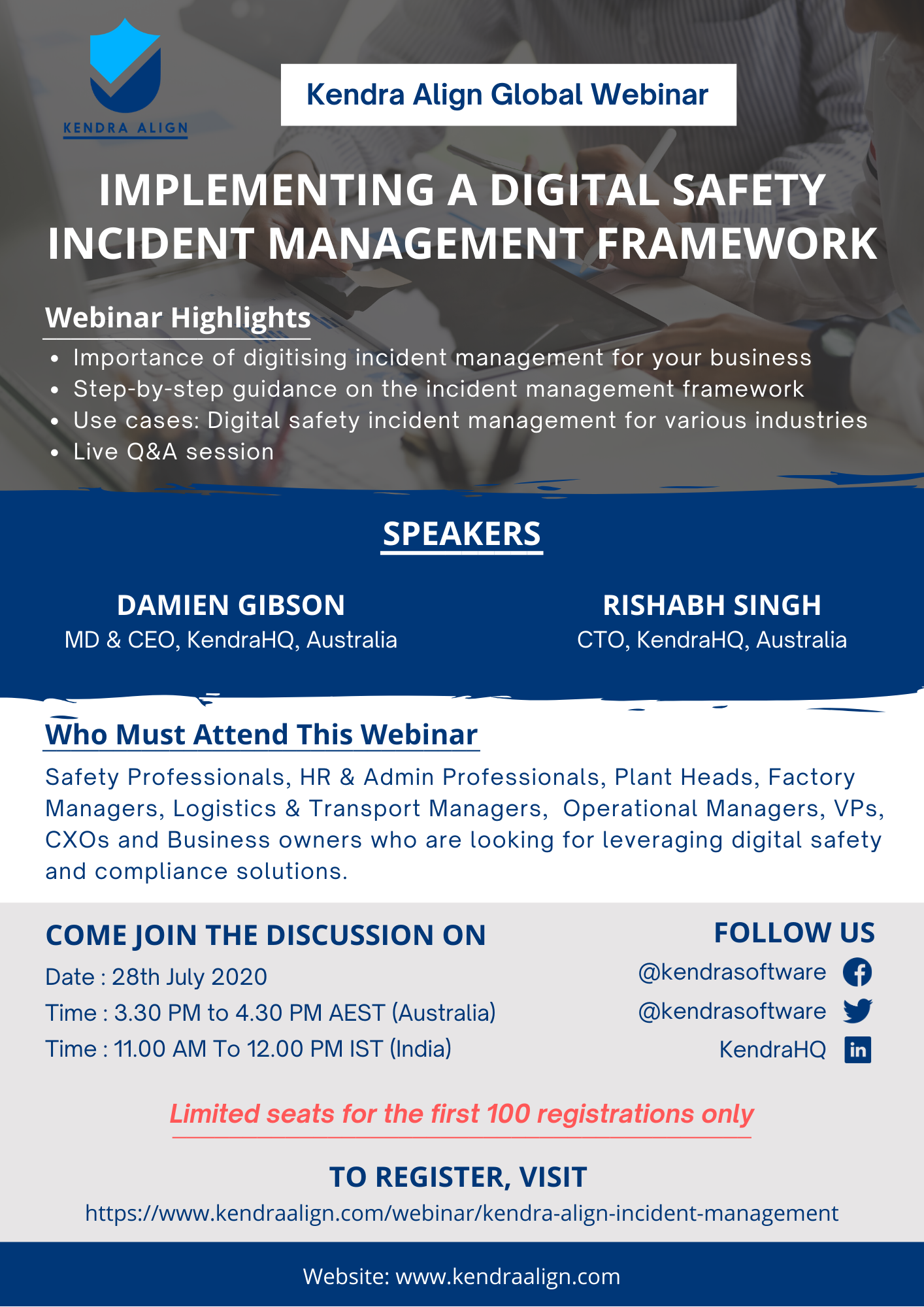 Implement A Digital Safety Incident Management Framework