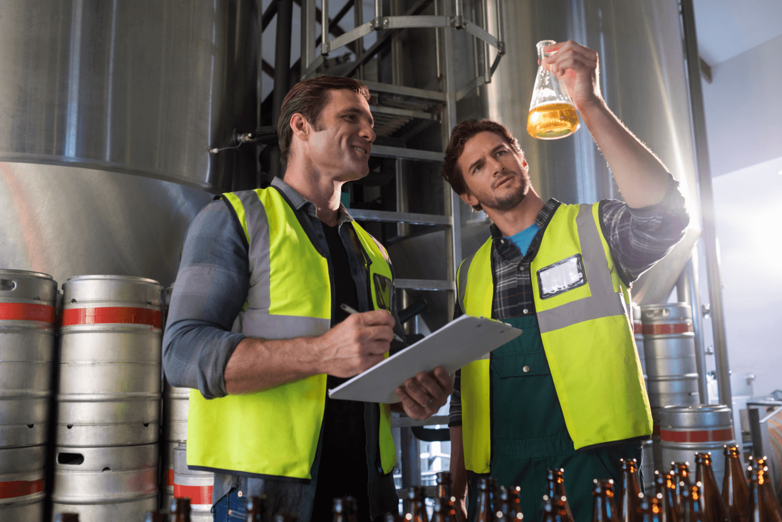 A complete guide to Health & Safety for Craft Breweries and Distilleries - Kiri Align