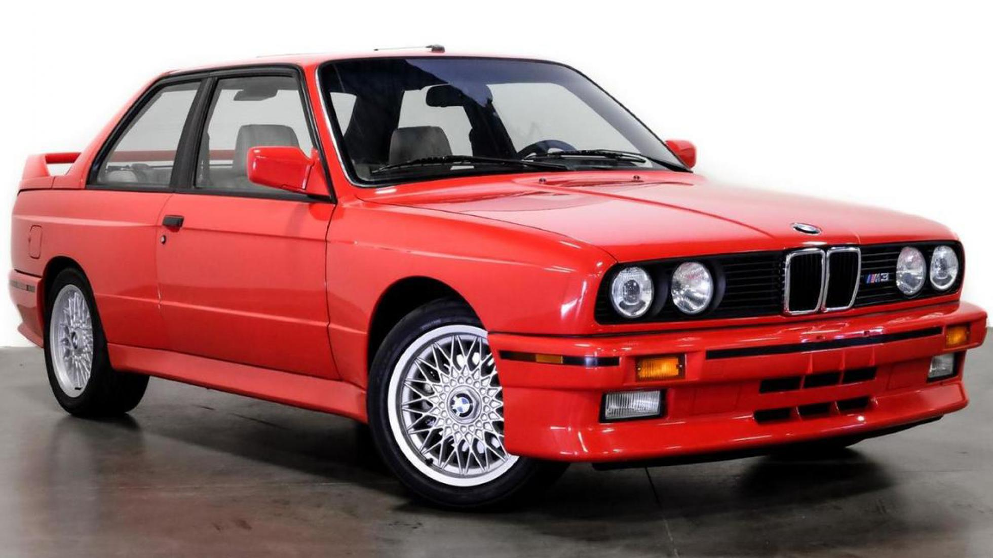 Paul Walker's BMW E30 M3 is for sale