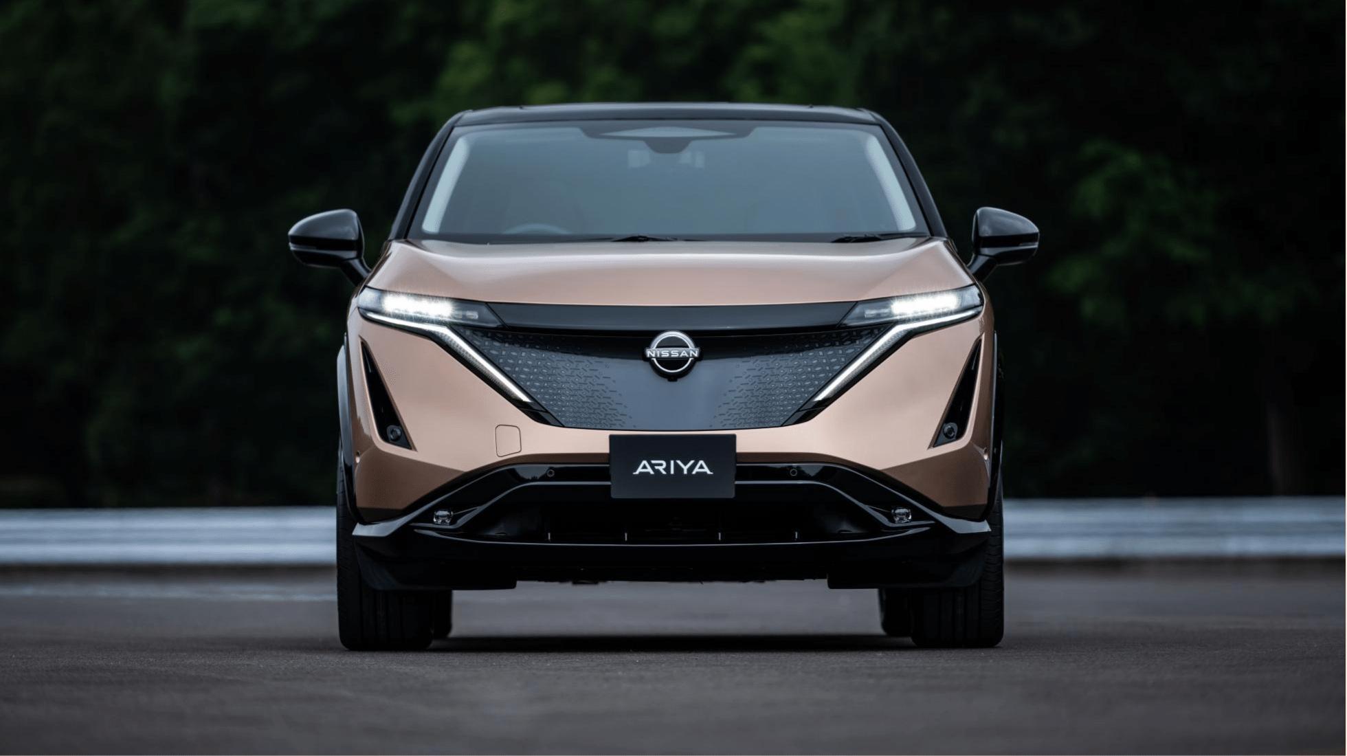 The Nissan Ariya is a big EV with over 500km range