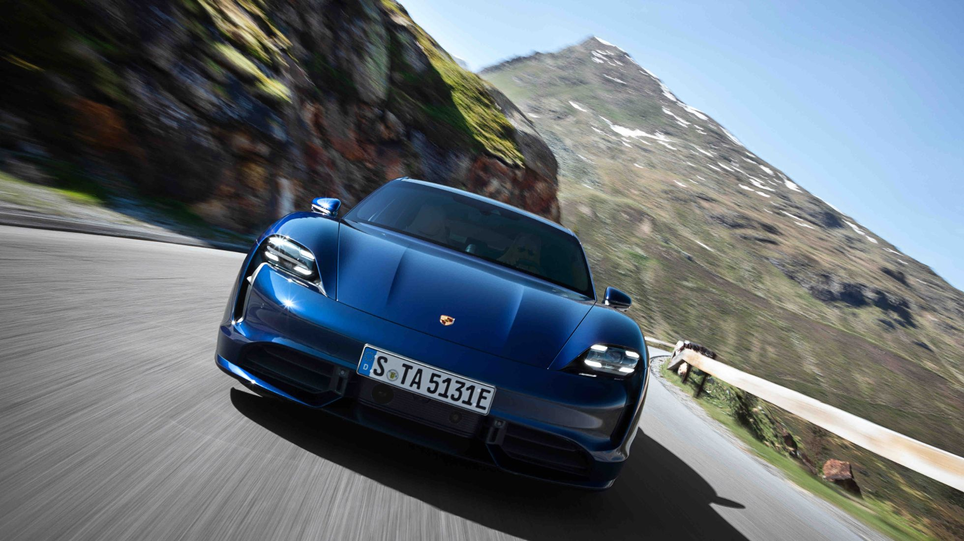 FIRST DRIVE: Porsche Taycan Turbo S on local soil