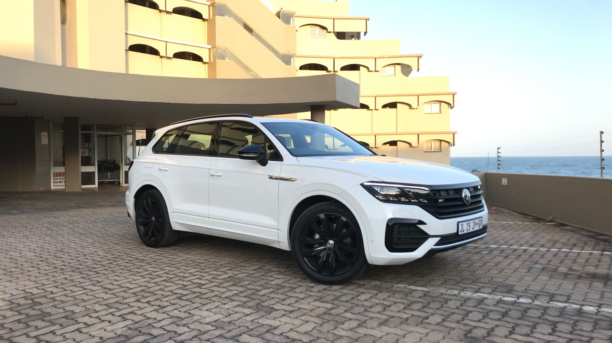 The most expensive VW your money can buy is worth every Rand.