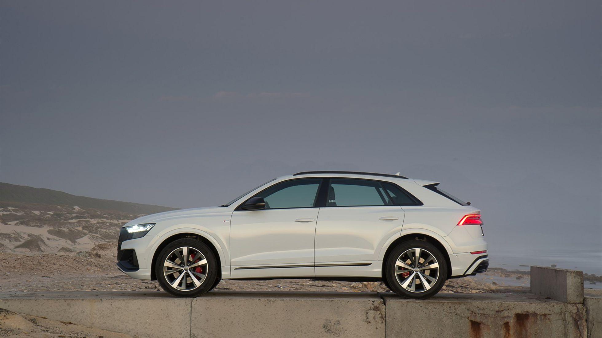 A Big Audi with a Big Sense of Occasion