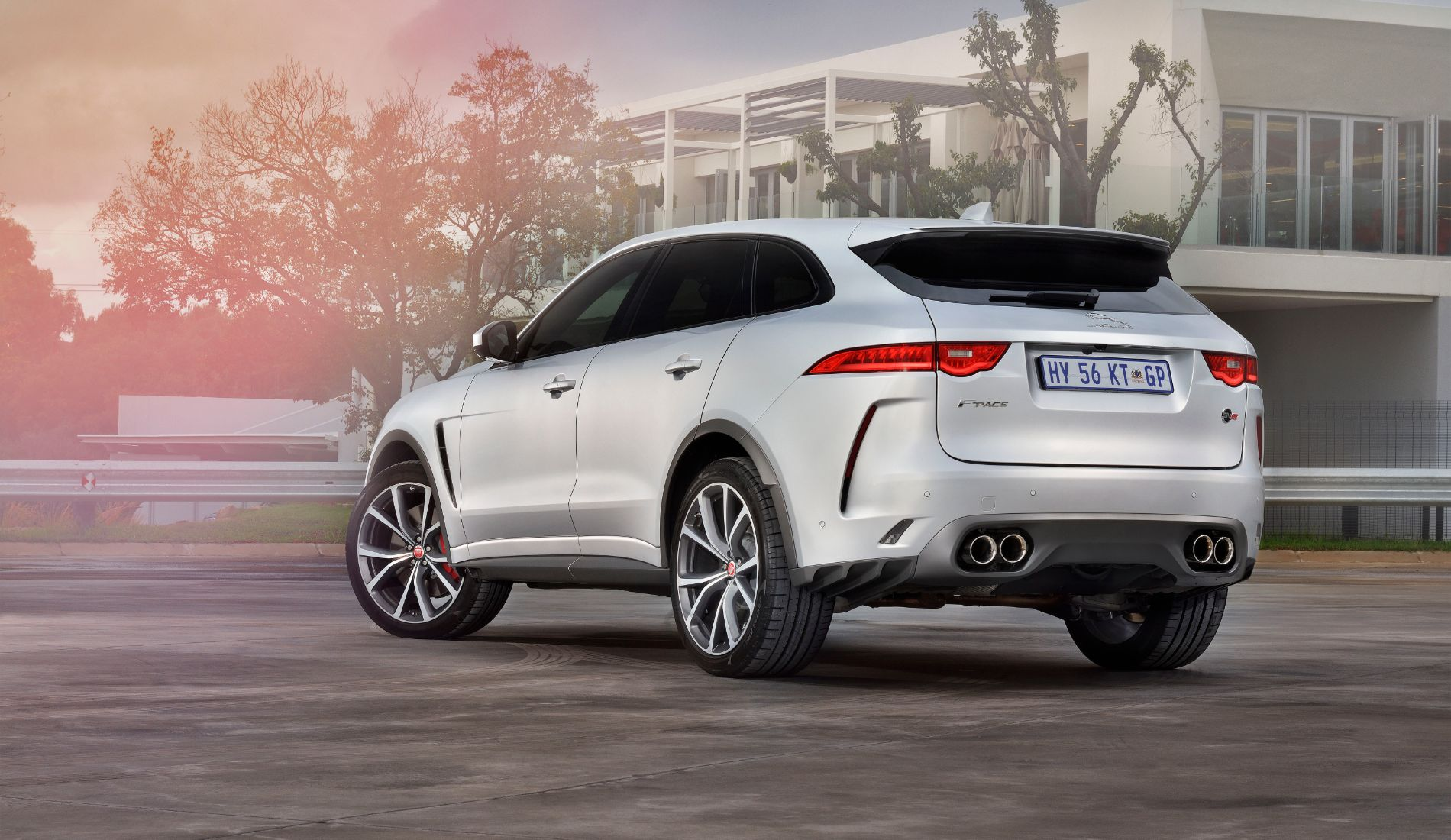 The driver's sports SUV that nobody seems to be noticing…but should.