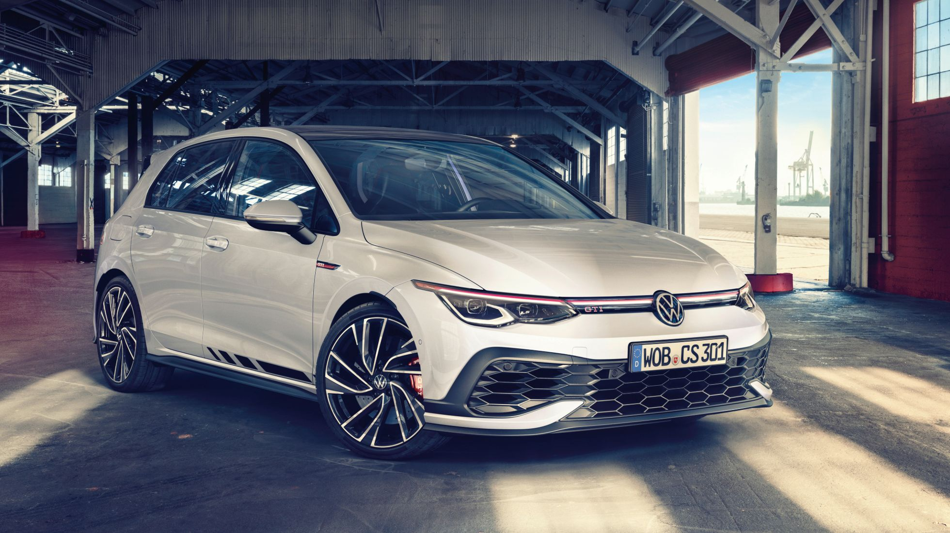 Volkswagen has unveiled the even sportier Golf GTI Clubsport - Sadly not destined for SA