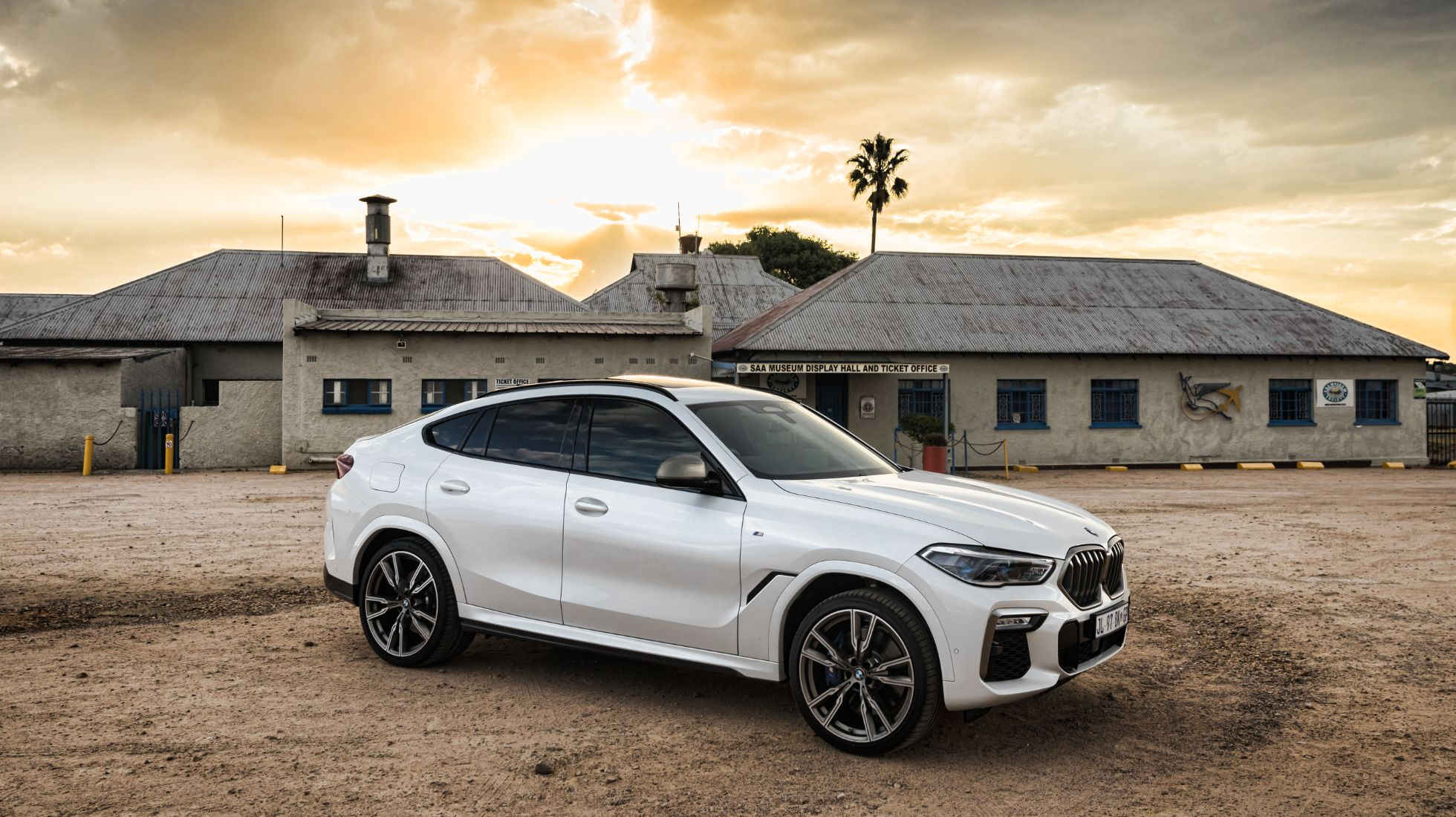 BMW's X6 M50i melds kerb appeal with serious poke