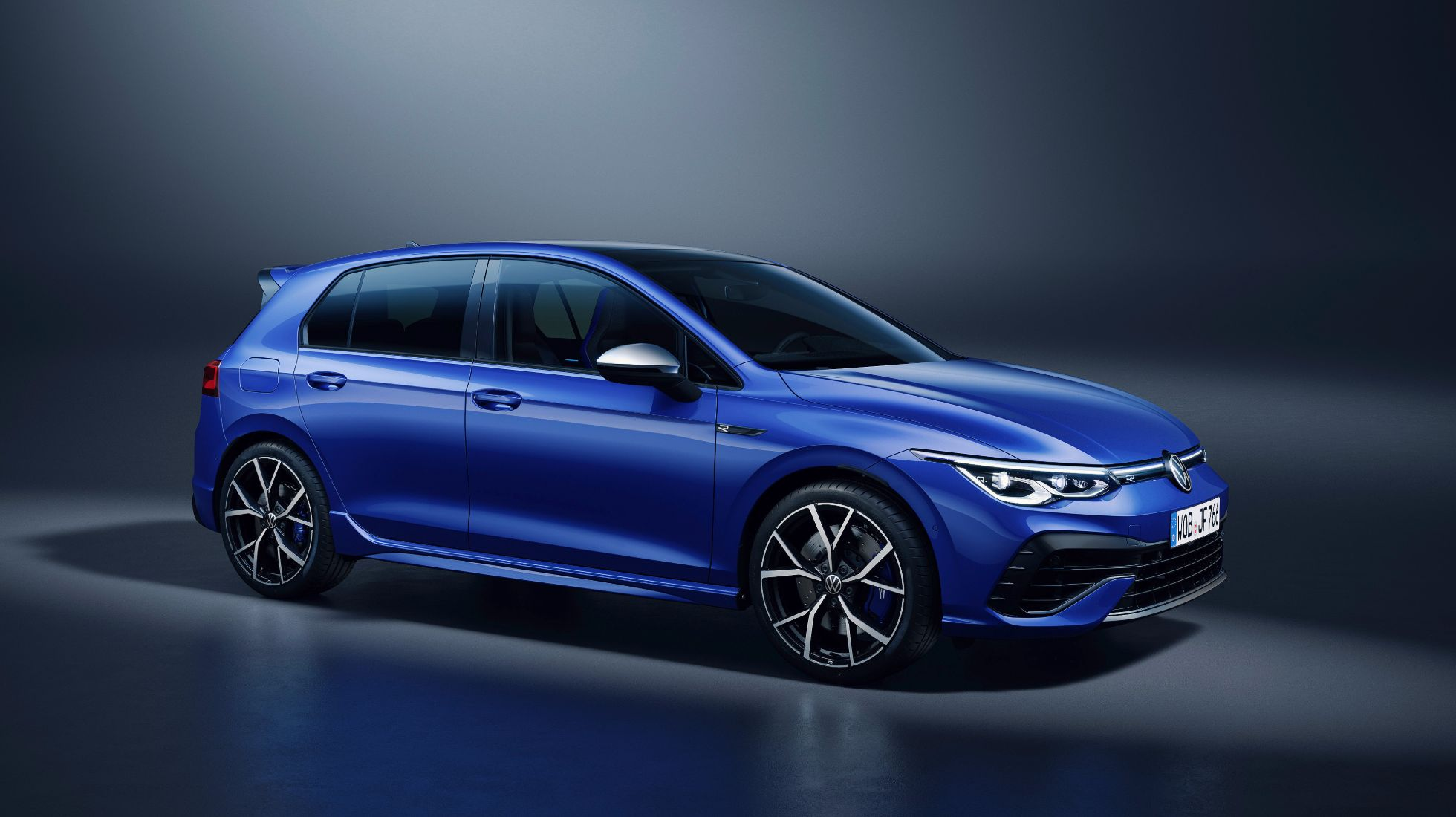 Volkswagen's 8th generation Golf R unveiled and detailed