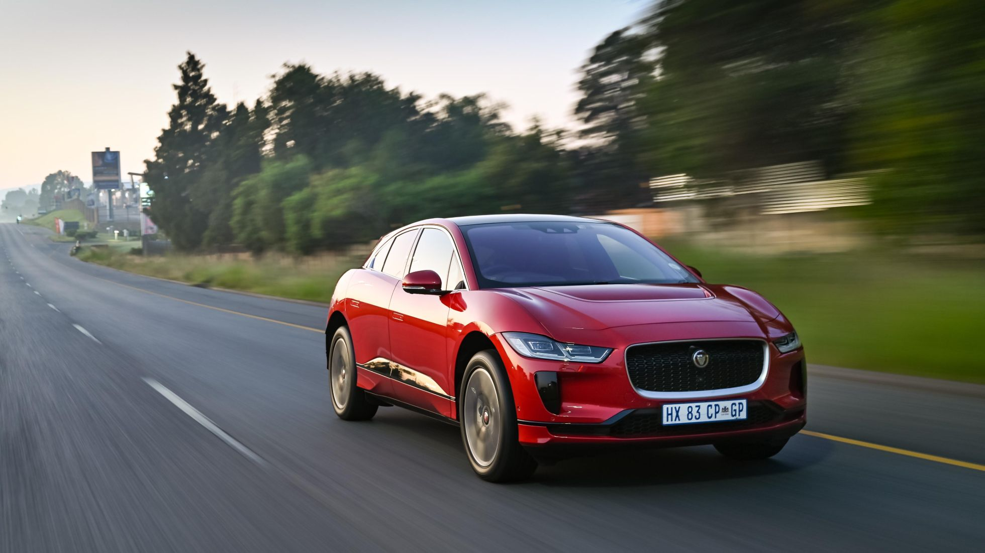 Jaguar I-PACE is simply a great SUV that happens to be powered by batteries.