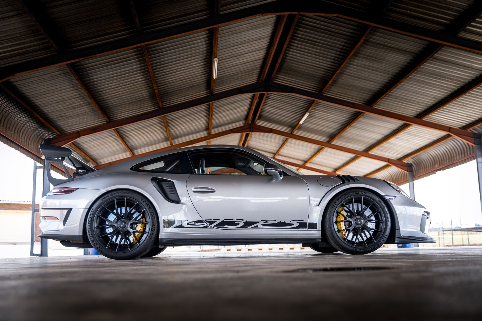 The Porsche 911 GT3 RS's performance repertoire will leave you spellbound and speechless