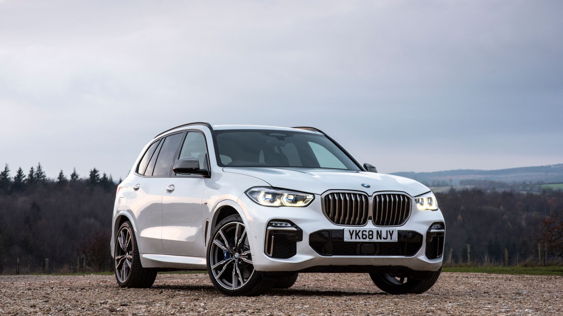 The deputy X5 M-car is perhaps the one to have