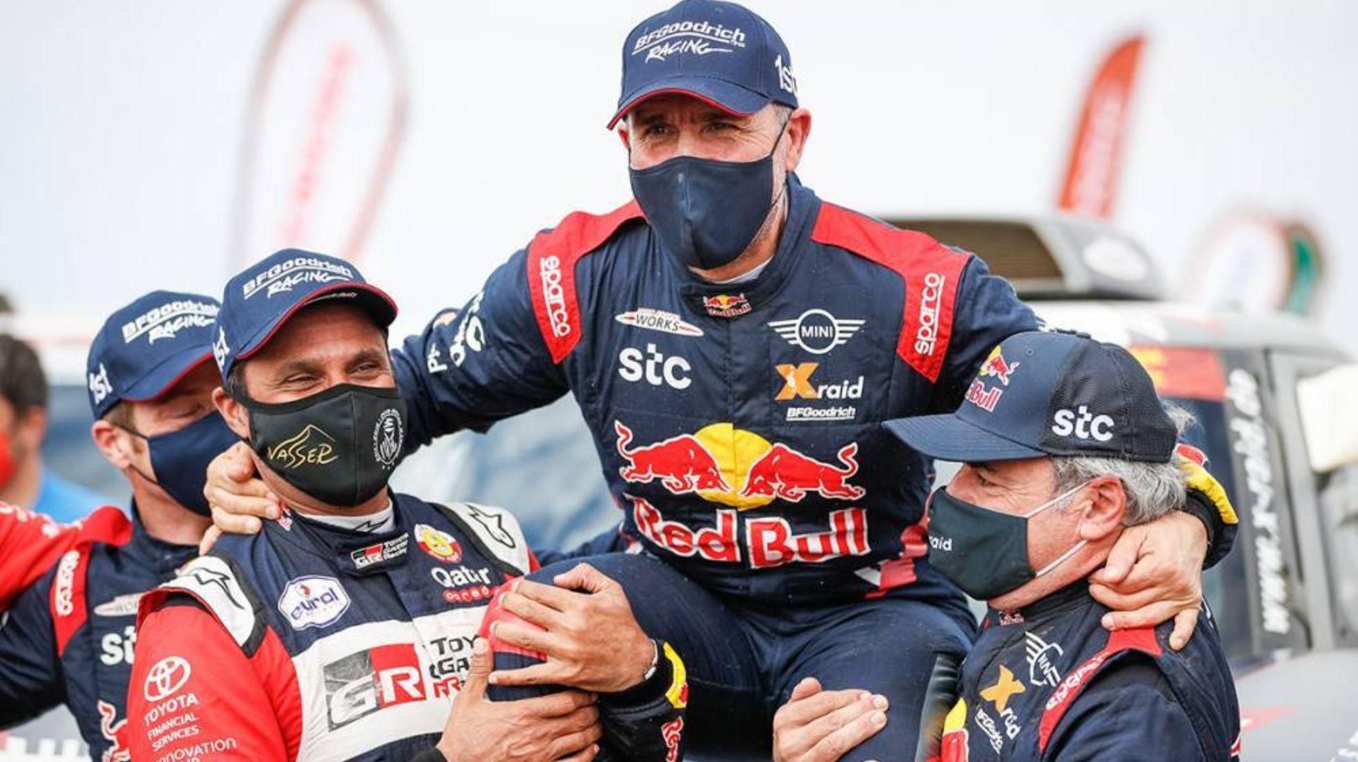 Peterhansel wins his 14th Dakar