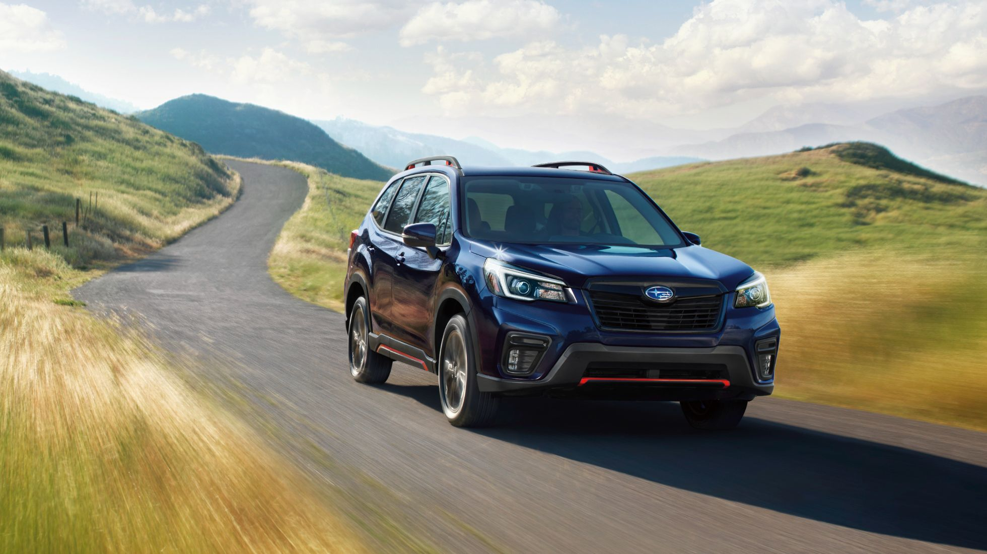 Subaru expands Forester range with a more powerful derivative