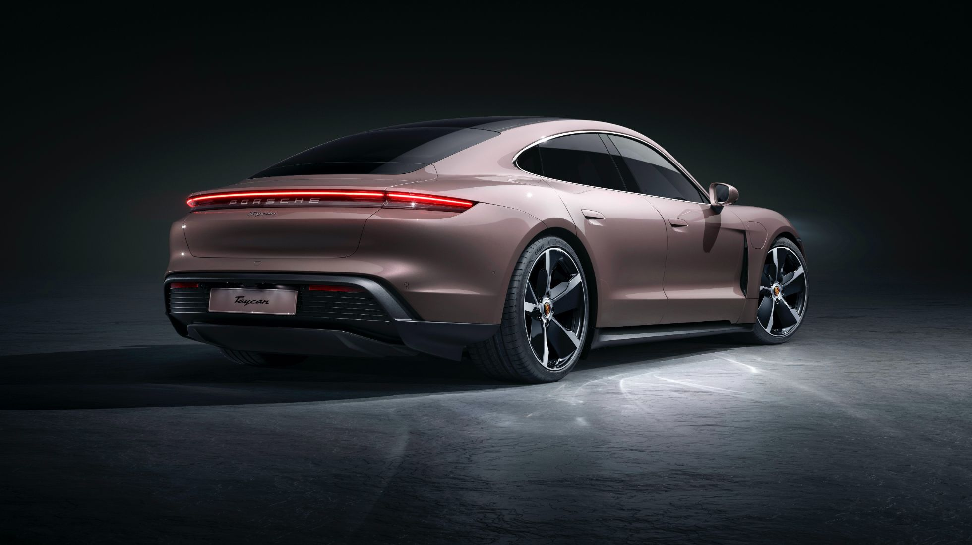 Porsche's Taycan EV model has been bolstered with a RWD version