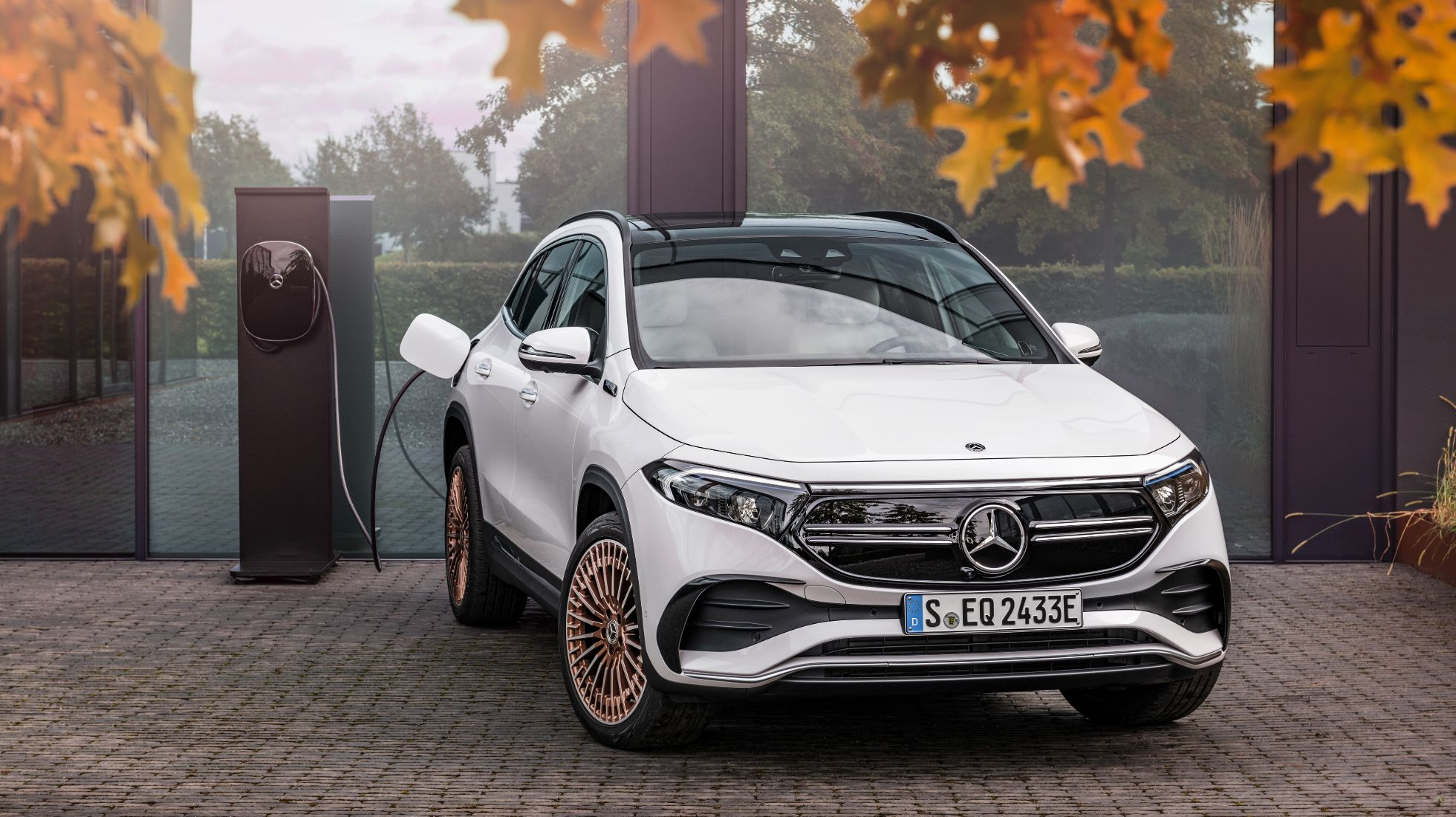 Mercedes-Benz EQA joins the Stuttgart firm's EV product range in 2021
