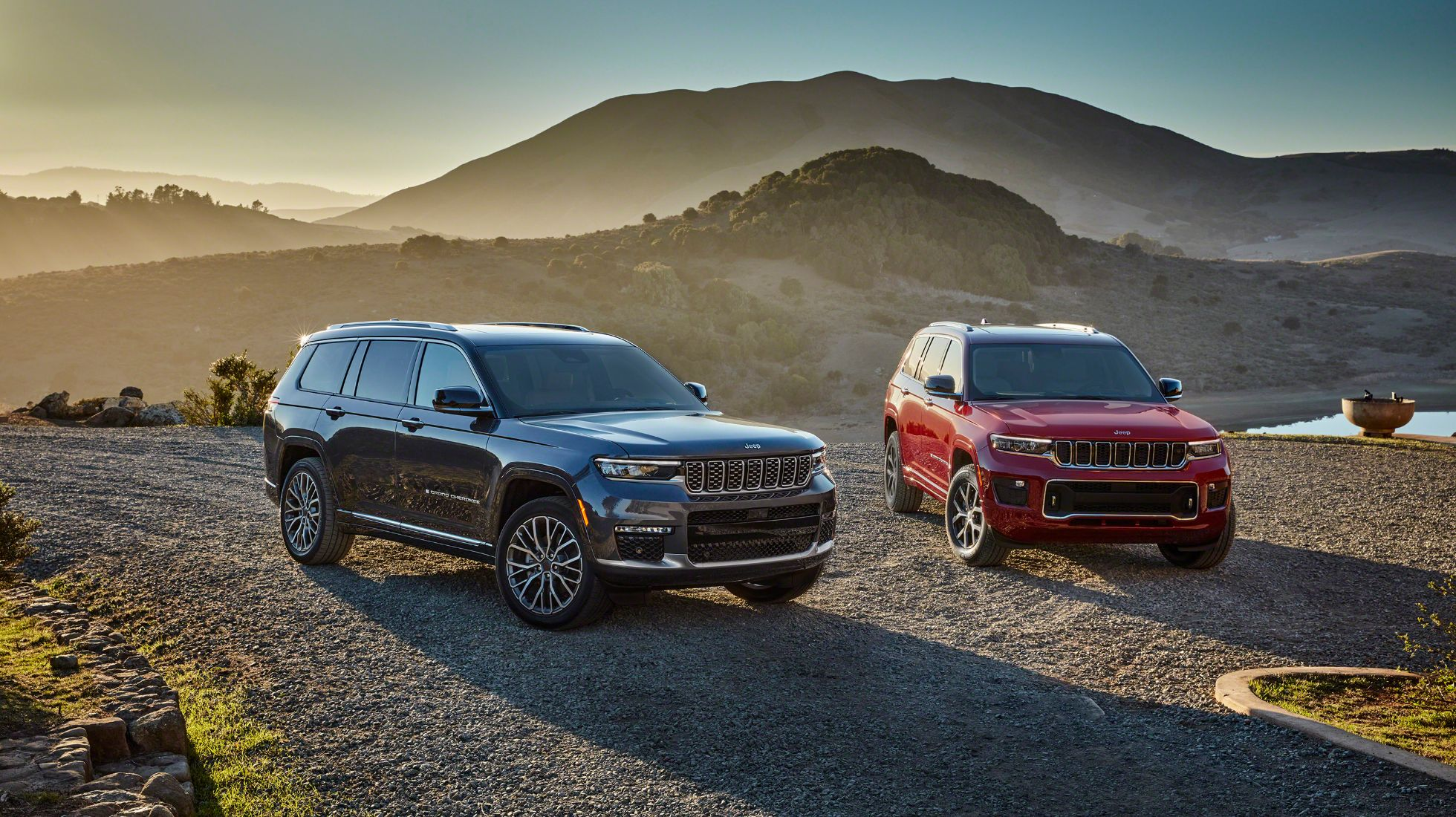 Jeep has unveiled its grandest Grand Cherokee yet
