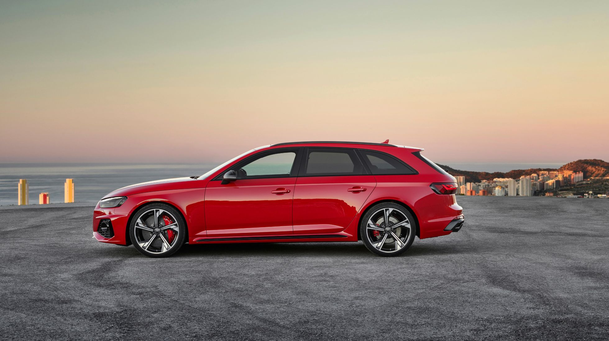 Audi's updated RS 4 and RS 5 models arrive in Mzansi
