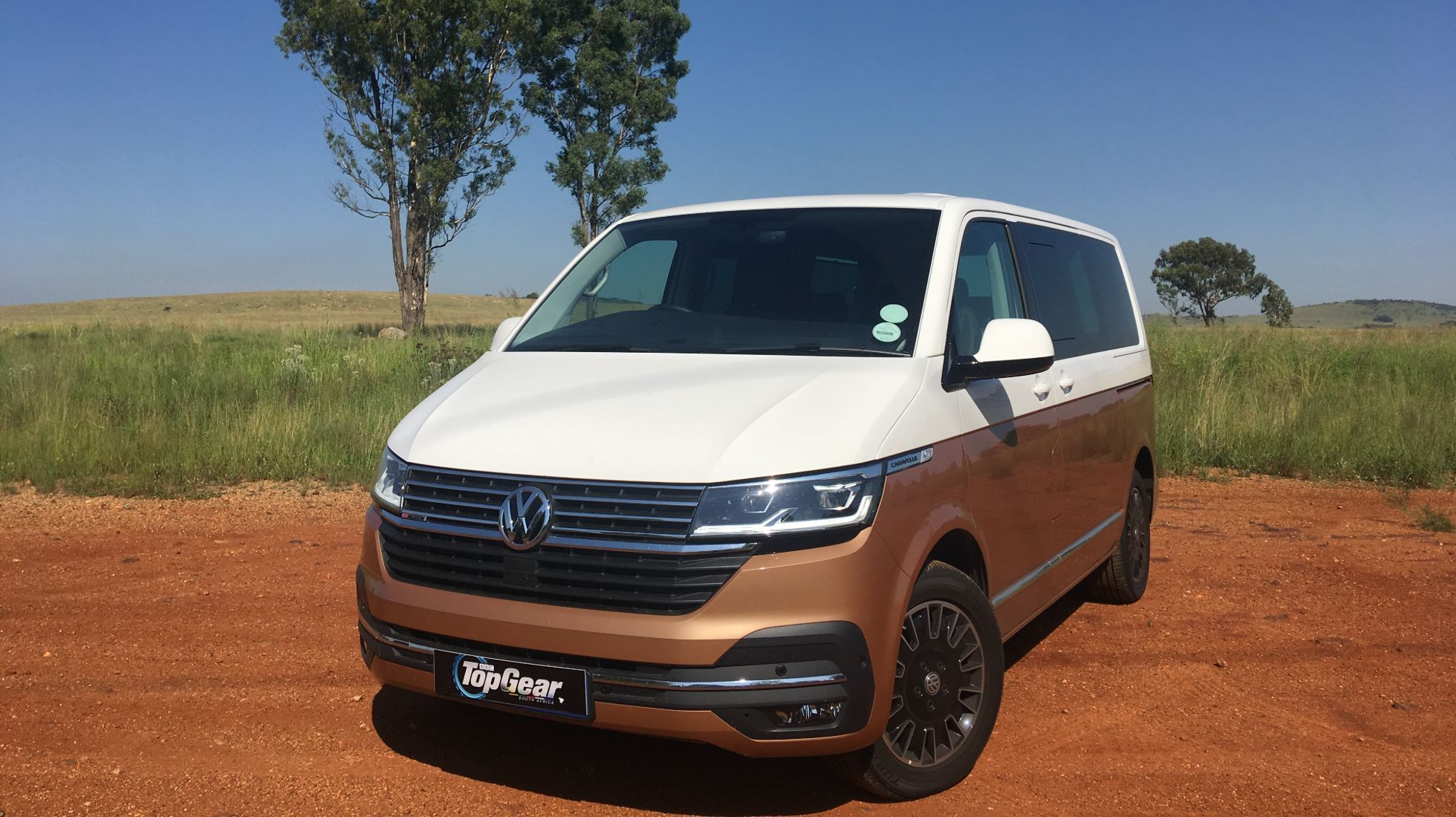 Spruced up VW Caravelle makes a compelling case