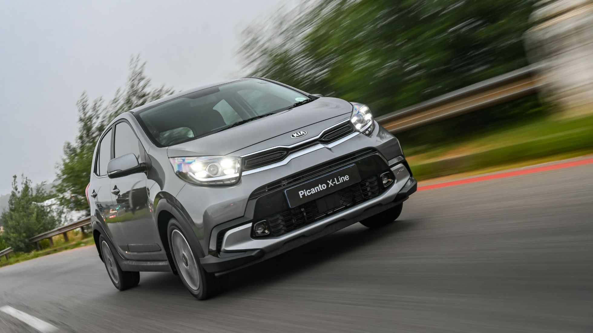 FIRST DRIVE: KIA's Picanto X-Line has crossover ambitions