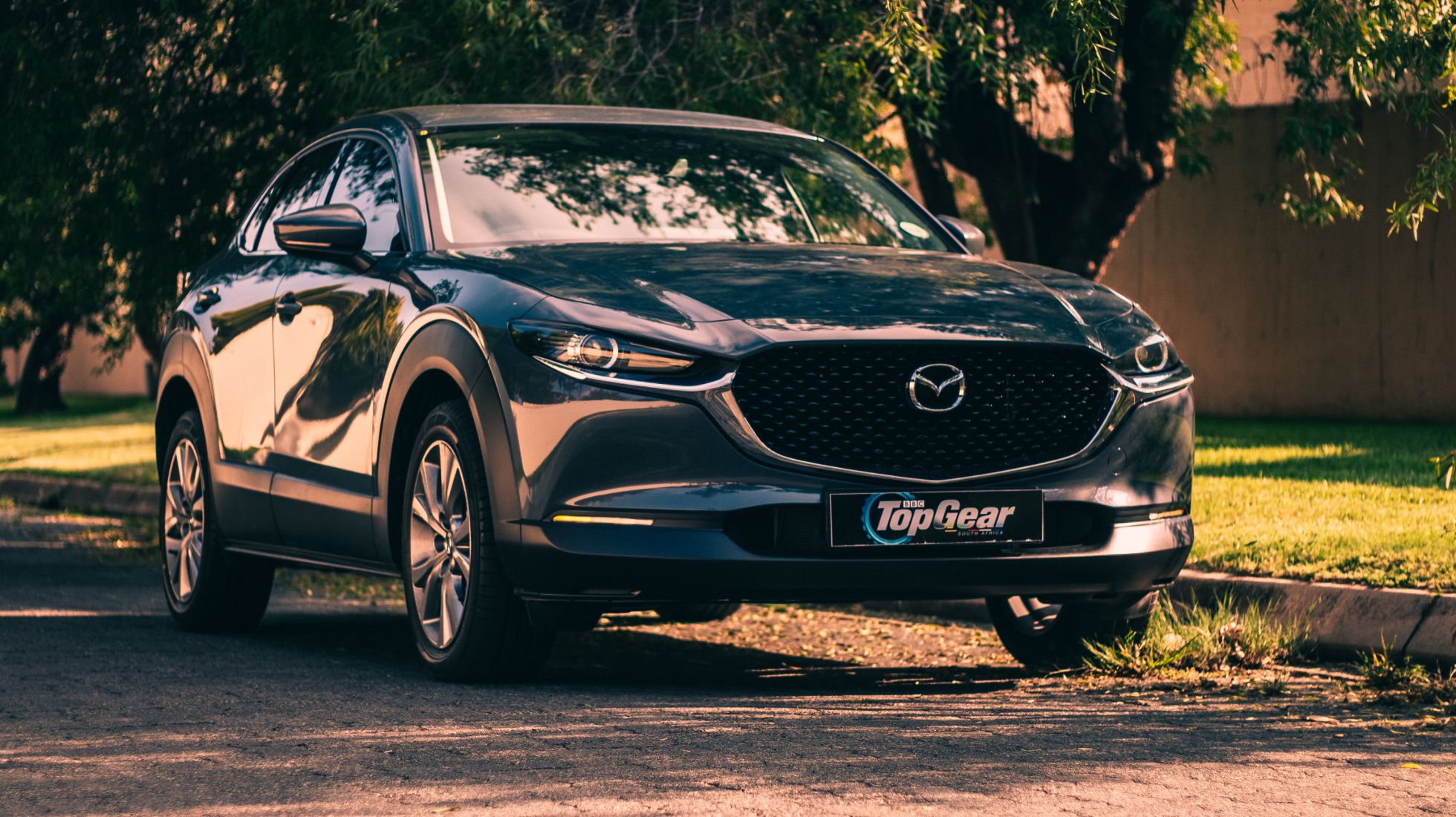 Mazda aims higher with the CX-30.
